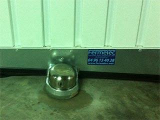 Portes de garage fermelec - Porte de garage anti effraction ...