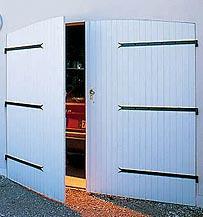 Janibat fermelec for Porte de garage fame avis