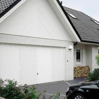 Porte basculante Berry Hörmann