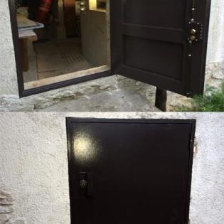 portes fermelec. Black Bedroom Furniture Sets. Home Design Ideas