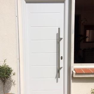 Porte d'entrée Hörmann posée à Aubagne 13400